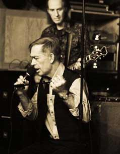 Akustisk duo - Kenny Håkansson & Bill Öhrström