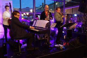 The Nelson-Westin Jazz Machine